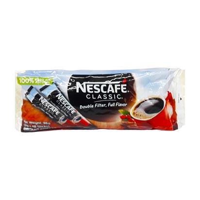 Nescafe Classic Coffee Sticks 2gx48s