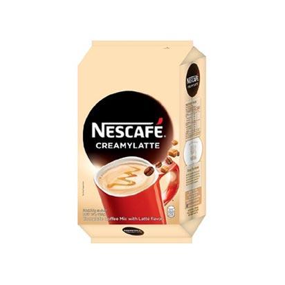 Nescafe Creamylatte Coffee 28gx10s