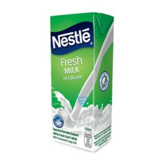 Nestle Ready To Drink Fresh Milk 250ml