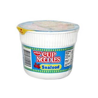 Nissin Cup Noodles Seafood 40g