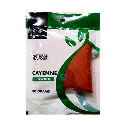 PB Cayenne Powder 30g