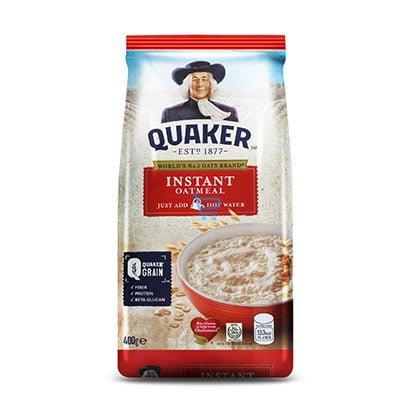 Quaker Instant Oatmeal 400g