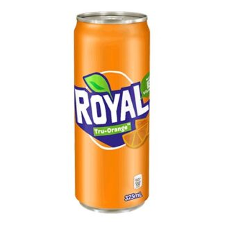 Royal Softdrink 330ml Can