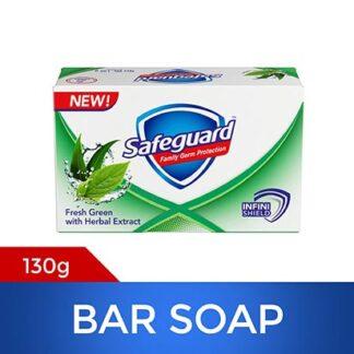 Safeguard Green Bar Soap 130g
