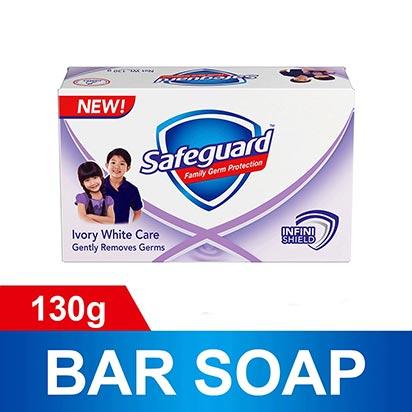 Safeguard Lavender Bar Soap 130g