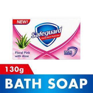 Safeguard Pink Bar Soap 130g