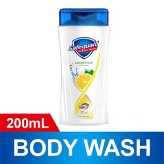 Safeguard Lemon Body Wash 200ml