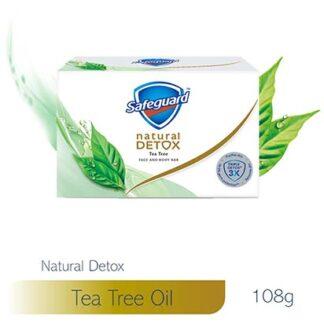 Safeguard Detox Green Tea 108g