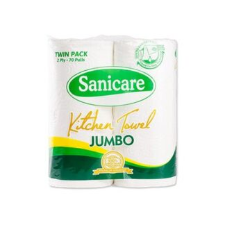 Sanicare Jumbo Twin Kitchen Towel