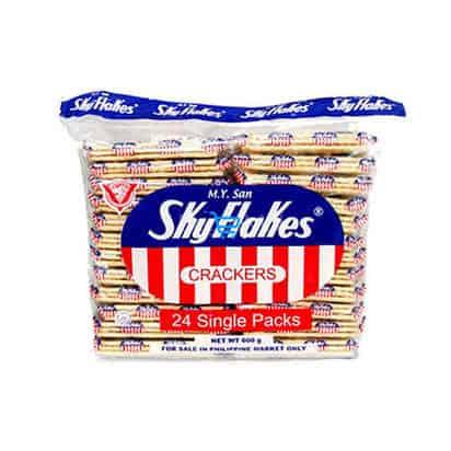 skyflakes crackers