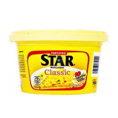Star Margarine Regular 100g