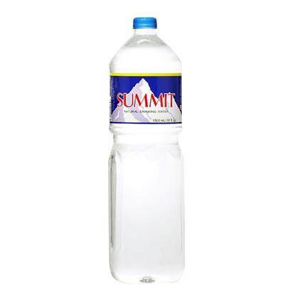 Summit Drinking Water 1.5 Liters