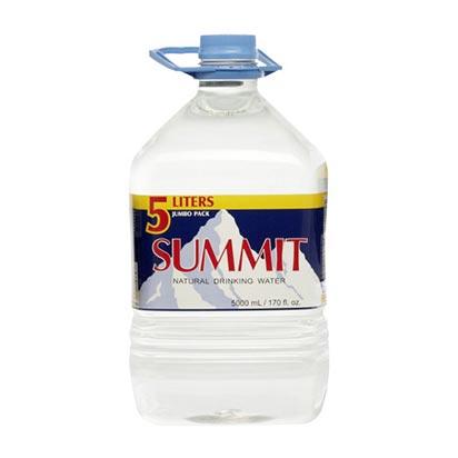 Summit Drinking Water 5 Liters