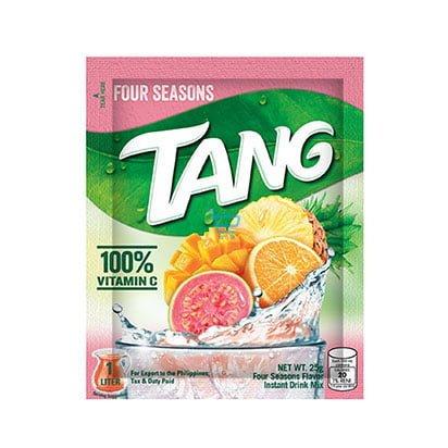 Tang Powder Juice Four Seasons 25g