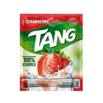 Tang Powder Juice Strawberry  25g