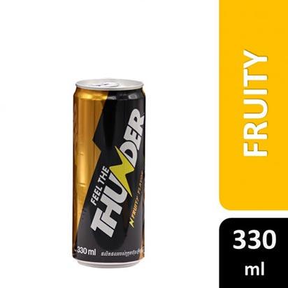 Thunder Fruity Energy Drink 330ml