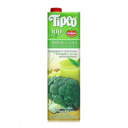 Tipco Broccoli Juice 1 Liter