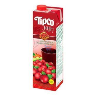 Tipco Cranberry 1 Liter