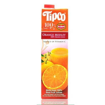tipco orange medley 1 liter 2