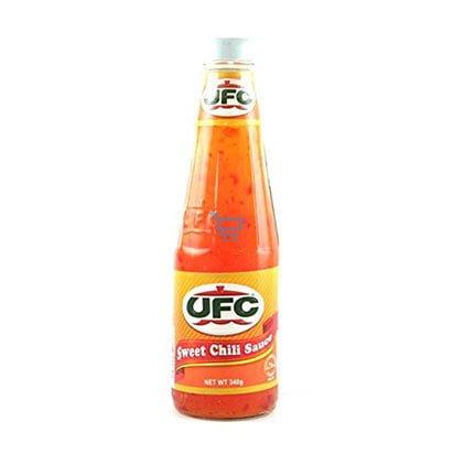 ufc sweet chili 340g