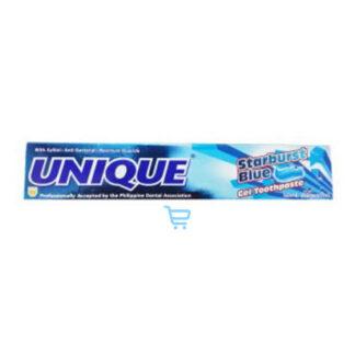 Unique Gel Starburst Toothpaste 100ml