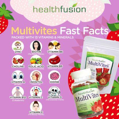 hf multivitamins strawberry