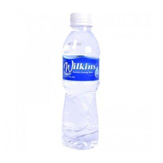 Wilkins Distilled Drinking Water 330ml