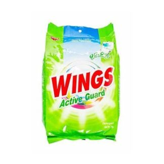 Wings Active Guard Powder Detergent 1kg